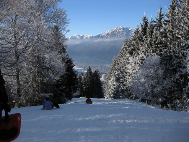 SleddingonEckbau