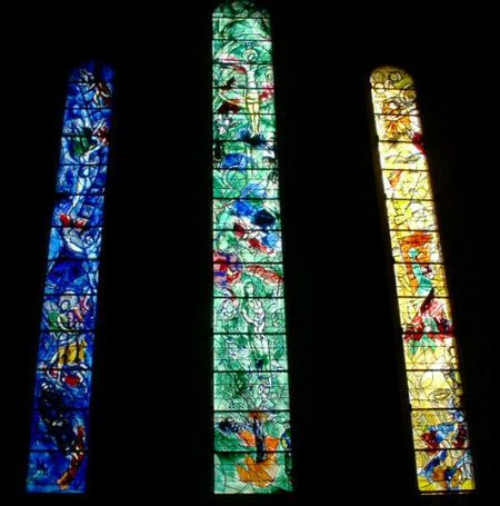 Chagallwindows